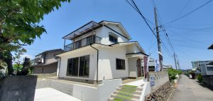 大分市ふじが丘|sakai(サカイ)の家 大分 坂井建設の規格住宅
