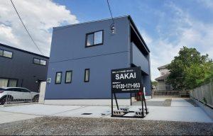 大分市戸次LIFEBOX|sakai(サカイ)の家 大分 坂井建設の規格住宅