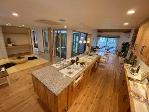 広角3|わさだALP住宅展示場|sakai(サカイ)の家 大分 坂井建設の規格住宅