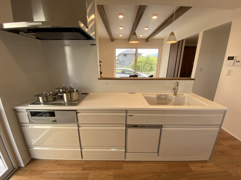 キッチン|LIFEBOXってとっても魅力的!|sakai(サカイ)の家 大分 坂井建設の規格住宅