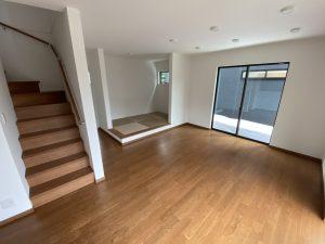 片島新築建売住宅 小上がりの畳スペース|大分の高性能規格住宅sakaiの家スタッフブログ