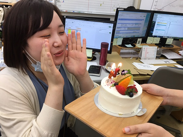 SAKAIの家|房前さんのお誕生日