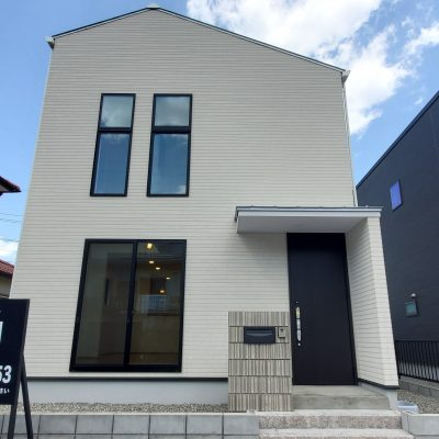 富士見が丘の新築をご紹介!|sakai(サカイ)の家 大分 坂井建設の規格住宅
