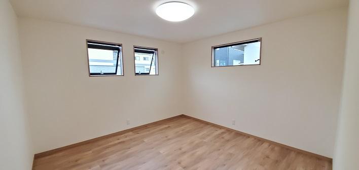 大分市城南カフェのような新築建売住宅 主寝室|大分 SAKAIの家