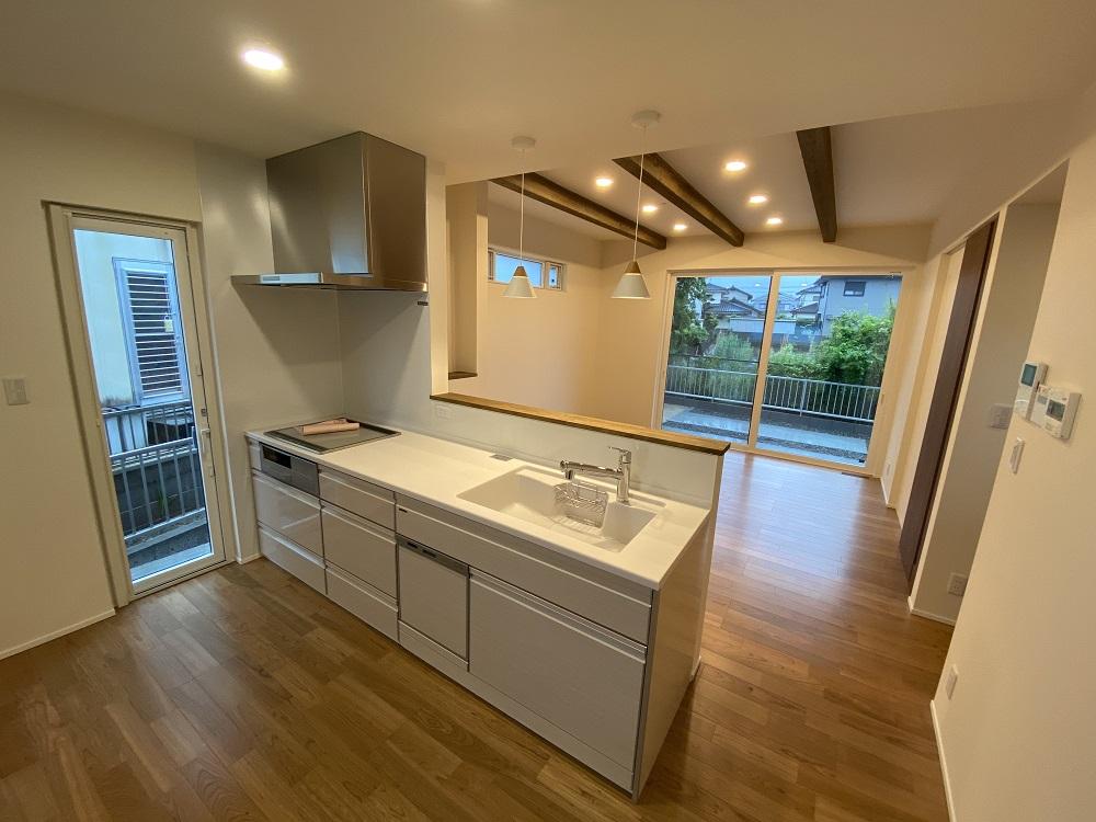LIFEBOX内観キッチン|大分の建売住宅sakaiの家ブログ