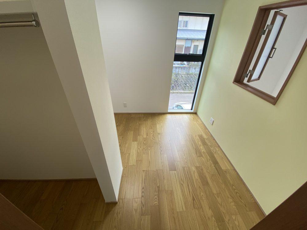 SAKAIの家|寝室1