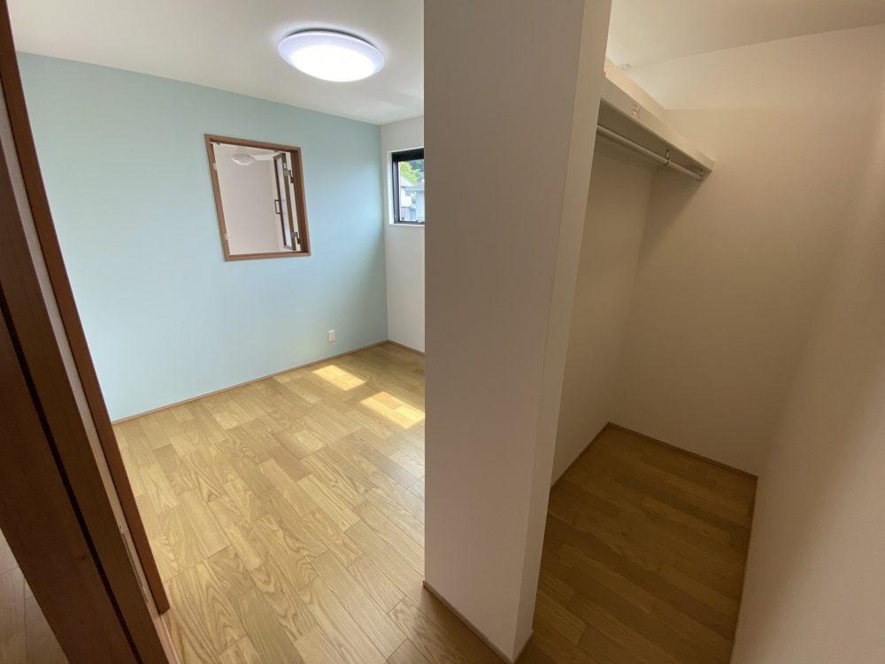 SAKAIの家|寝室2