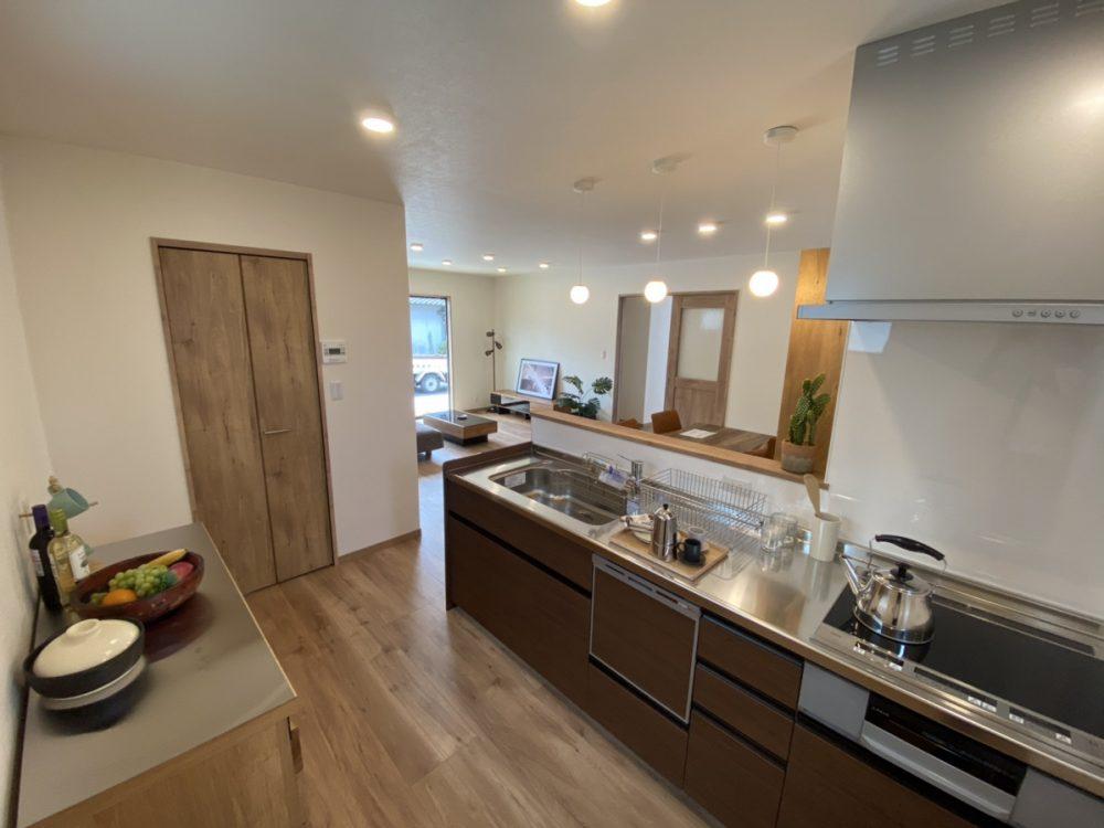 SAKAIの家|キッチン
