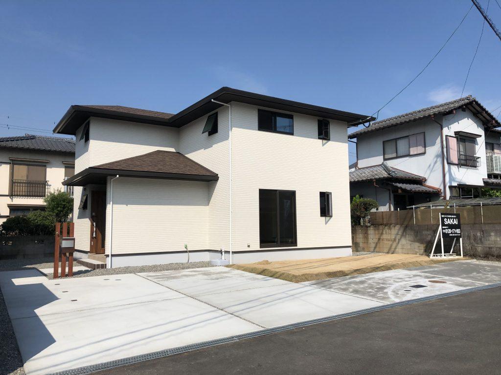 SAKAIの家|大分市緑が丘建売住宅