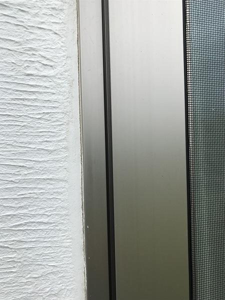 サッシ隙間|大分の工務店 坂井建設 sakaiの家