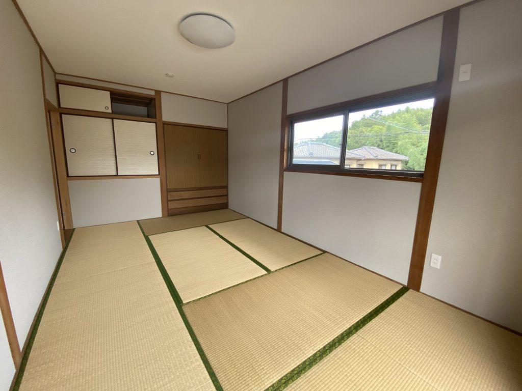 ふじが丘2階和室 Sakaiの家