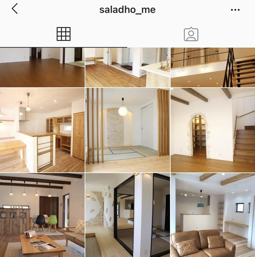 サラダホーム|Instagram
