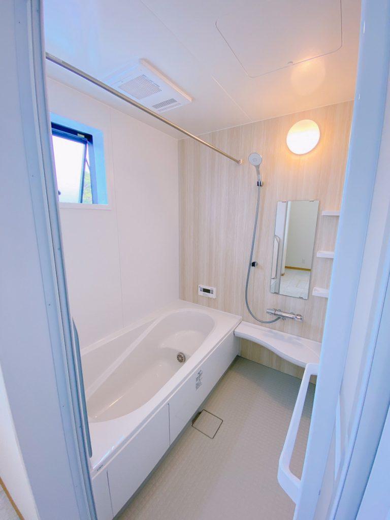 大分の工務店SAKAIの家・建売住宅 | 片島東棟の浴室の写真