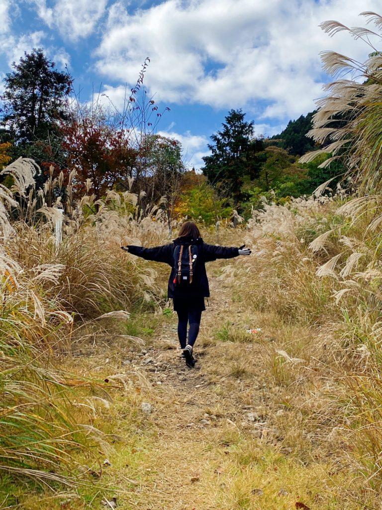 房前 鶴見岳で登山|サカイの家スタッフブログ