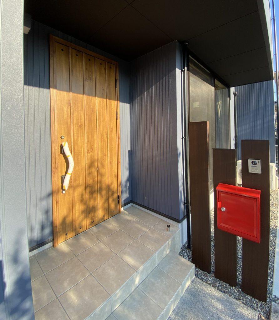 戸次の新築一戸建てライフボックス 玄関|大分市の新築建売sakaiの家スタッフブログ