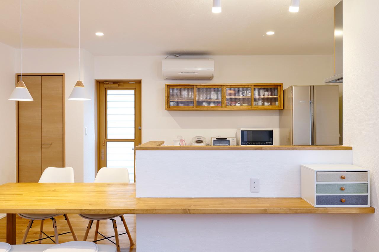 ダイニングキッチン|大分の建売住宅 sakaiの家スタッフブログ