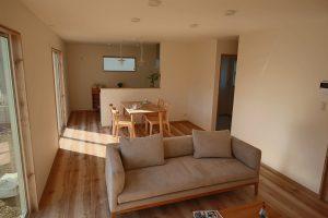 由布市狭間の建売住宅 内観LDK|大分の建売住宅 sakaiの家スタッフブログ